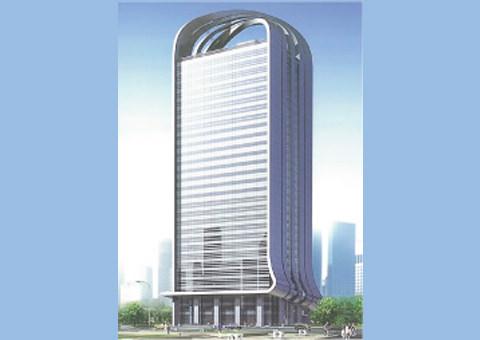 店研創意商貿(上海)有限公司のビル写真